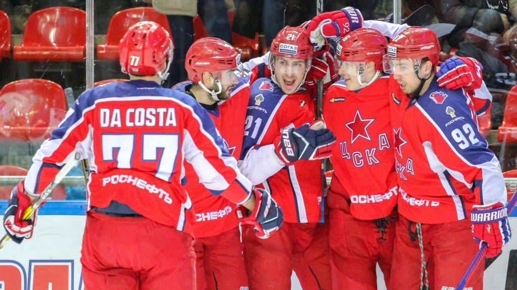 ЦСКА даже без главных действующих лиц прошлого сезона сносит одного соперника за другим