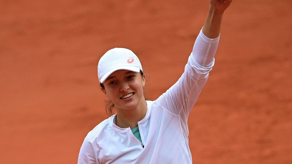 Швёнтек всего 19, но уже сейчас она теннисистка мирового уровня