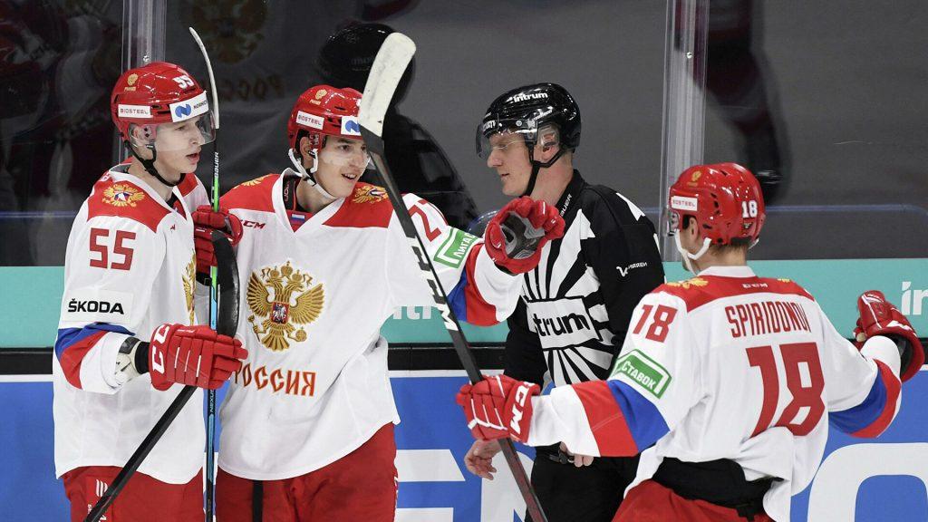 Сборная России продемонстрировала всем, что имеет невероятно талантливую молодёжь