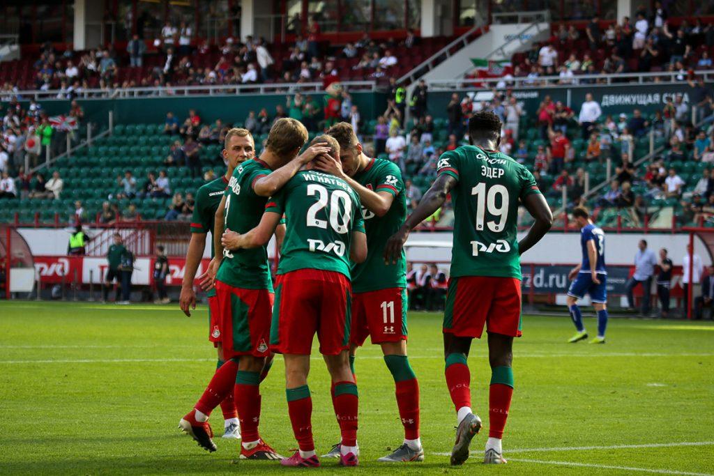 Локомотив провёл ужаснейший сезон, который завершается увесистыми оплеухами