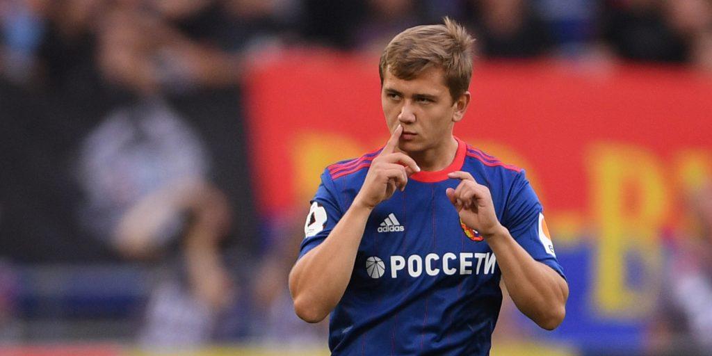 ЦСКА и Краснодар хотят провернуть сделку, поскольку новый тренер «быков» знает Облякова